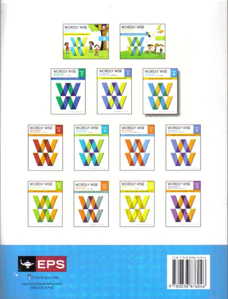 wordly wise book 4 pdf