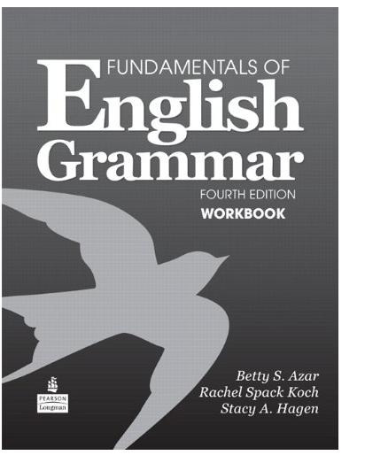 Order Fundamentals Of English Grammar 4th Ed Workbook With Answer