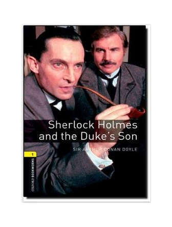 Resultado de imagen de shertlock holmes and the duke's son