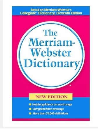 a description of merriam websters collegiate dictionary Merriam-webster at booksamillioncom merriam-websters dictionary for children facebook jan 25, 2010  after all, dictionaries are the place where children often go to find out use merriam-websters collegiate dictionary for its.