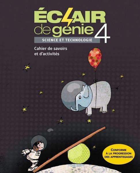 Superbe Order Éclair de génie 4 - Science et Technologie, cahier de @PV_81